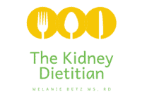 The Kidney Dietitian